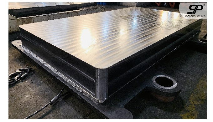 OEM steel base for stone machine 1. steel plate: thickness is not limited -- no matter how thick or ...