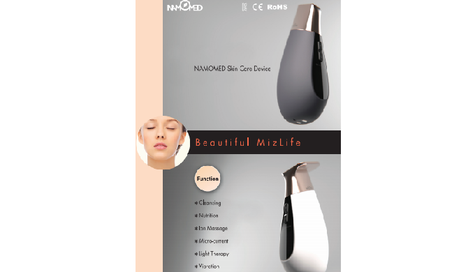 NAMOMED Skin Care Device is coming soon.