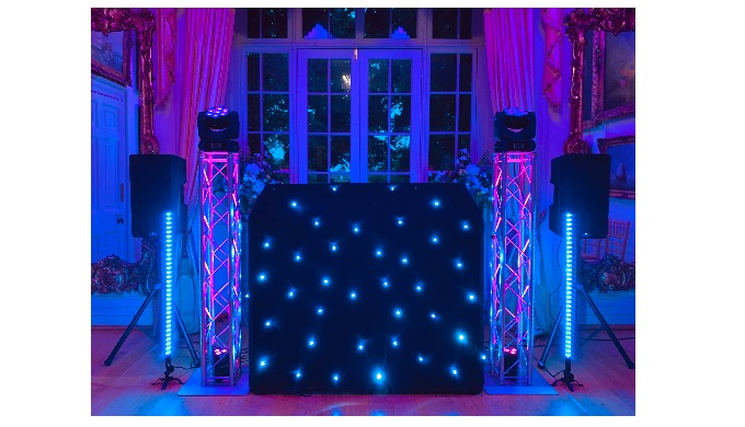 Our DJ Hire, Wedding DJ and Silent Disco services are guarenteed to make your celebration one to rem...