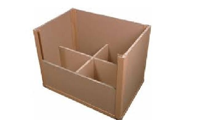 Voštinový přepravní box