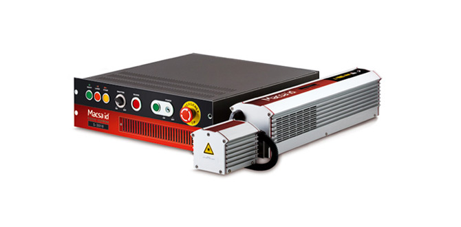 Solución flexible y muy compacta para la identificación de sus productos. La serie láser S-3000 ofre...