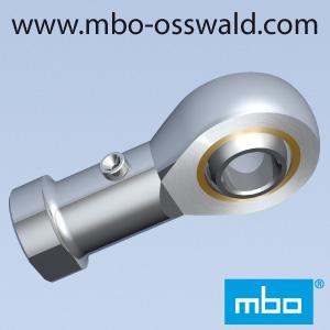 Gelenkköpfe DIN ISO 12240-4 (DIN 648)