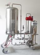 Společnost DESTILA s.r.o. - přední český výrobce a dodavatel nerezových filtrů pro filtraci nápojů, ...
