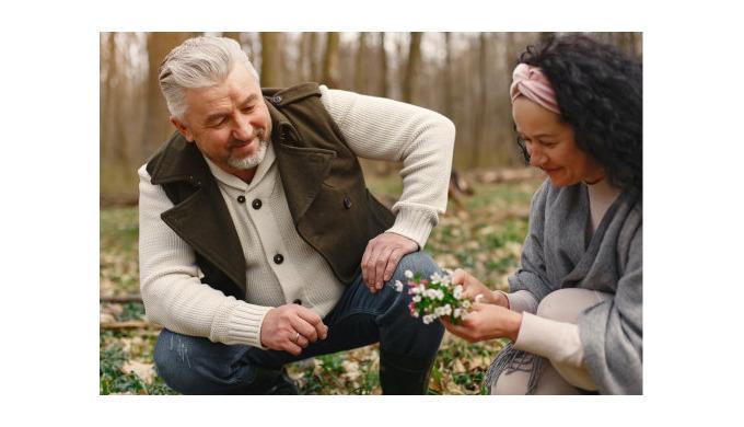 Sexuelle Aktivität und sexuelle Zufriedenheit stellen die Zufriedenheit in der Ehe sicher