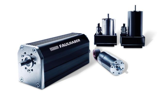 FAULHABER bietet ein breites Spektrum an Motoren mit integrierter Elektronik. Für Antriebssysteme mi...