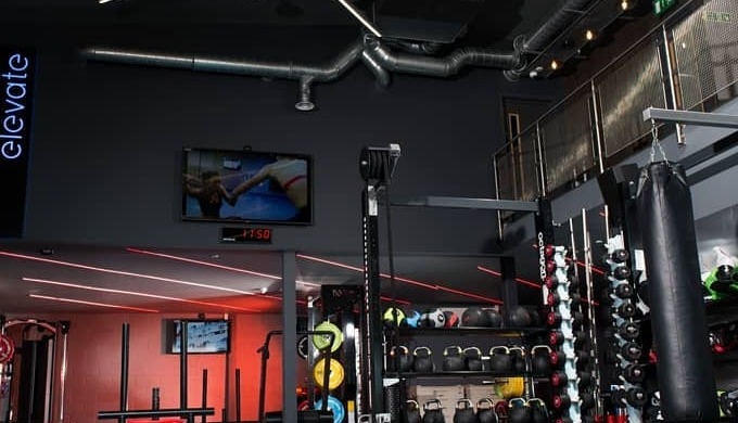 Elevate offers inclusive and empowering studio-based classes and personal training for all fitness l...