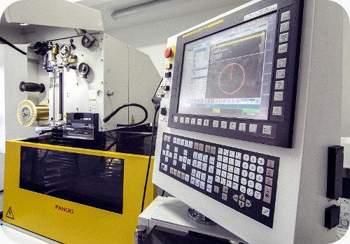 Elektroerozivní obrábění, výroba nástrojů