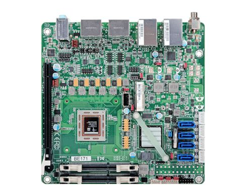 BE171/BE173 | 2nd Gen AMD Embedded R | Mini-ITX | DFI