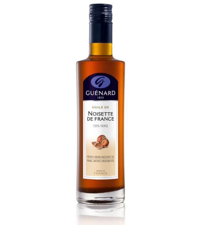 Découvrez un de nos délicieuses huiles parfumées Noisette de France 100% vierge. Nous vous proposons...