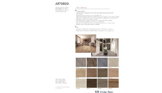Vinyl(PVC, LVT) tile
