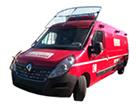 Carrossage d'Ambulance