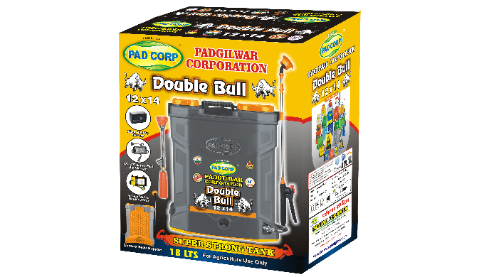 Pad Corp Double Bull Battery Operated Sprayer is the best in the category. Padgilwar double battery ...