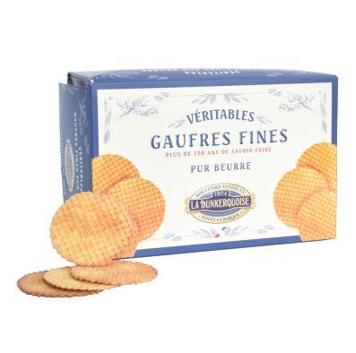 La Manufacture du biscuit, groupement de fabricants centenaires de biscuits français, vous présente ...
