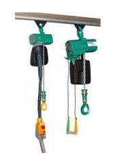PMH Luftdrivna telfrar finns i brett program i olika telfer versioner med kapacitet från 125 kg till...