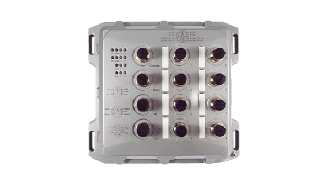EMG8508 Series / Industrial Ethernet Switch / Industry-Specific Switch