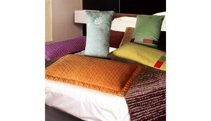 Natural anion buckwheat pillow