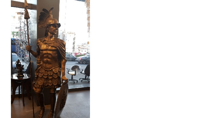 Bronze and marble statues upon request. Any shape and size . Statues for real people.