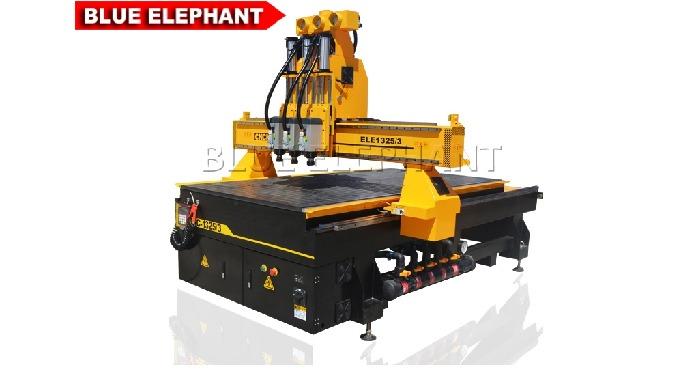 ELECNC-1325-3 Деревообрабатывающее Оборудование