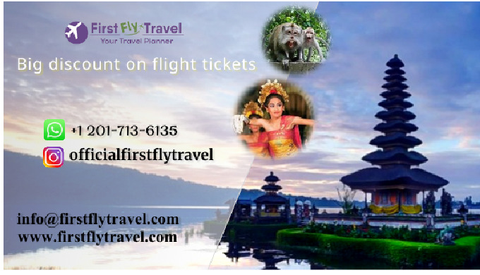 Grab big discount on cheap airlines flight ticket all over the globe with firstflytravel.com. We off...