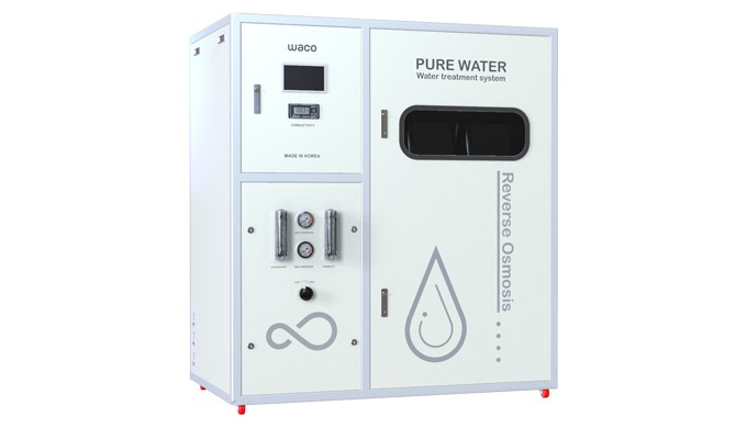 Point-of-Entry Water treatment system
