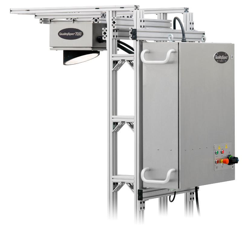 Spectromètre de process QualitySpec® 7000 ASD est conçu pour mesurer les matériaux de process transp...