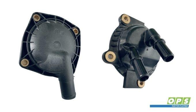 Pièces plastique à haute tenue mécanique et thermique (Composite Polysulfure OPS)