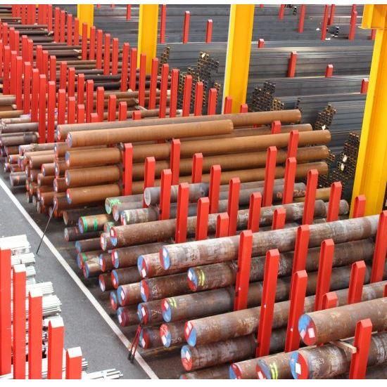 MAISONNEUVE, une entreprise spécialisée dans le négoce des aciers, vous propose des ronds forgés écr...