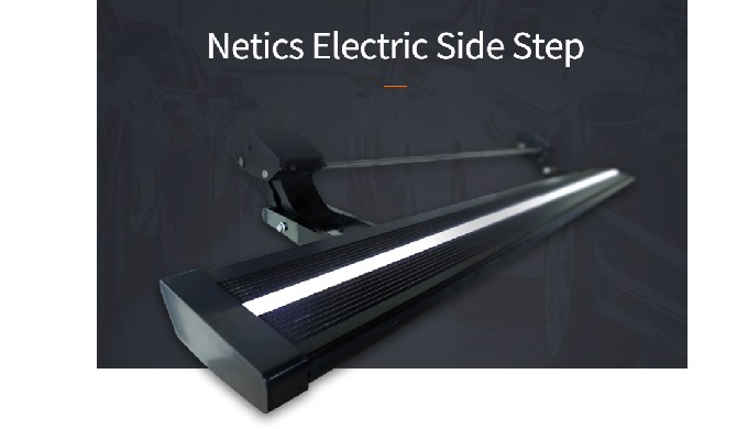 Netics Electric Side Step | running boards