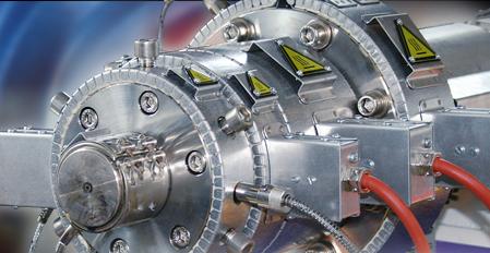 EXTRUDEX Köpfe kommen in den unterschiedlichsten Produktbereichen zum Einsatz: Monorohre aus PP-R u....