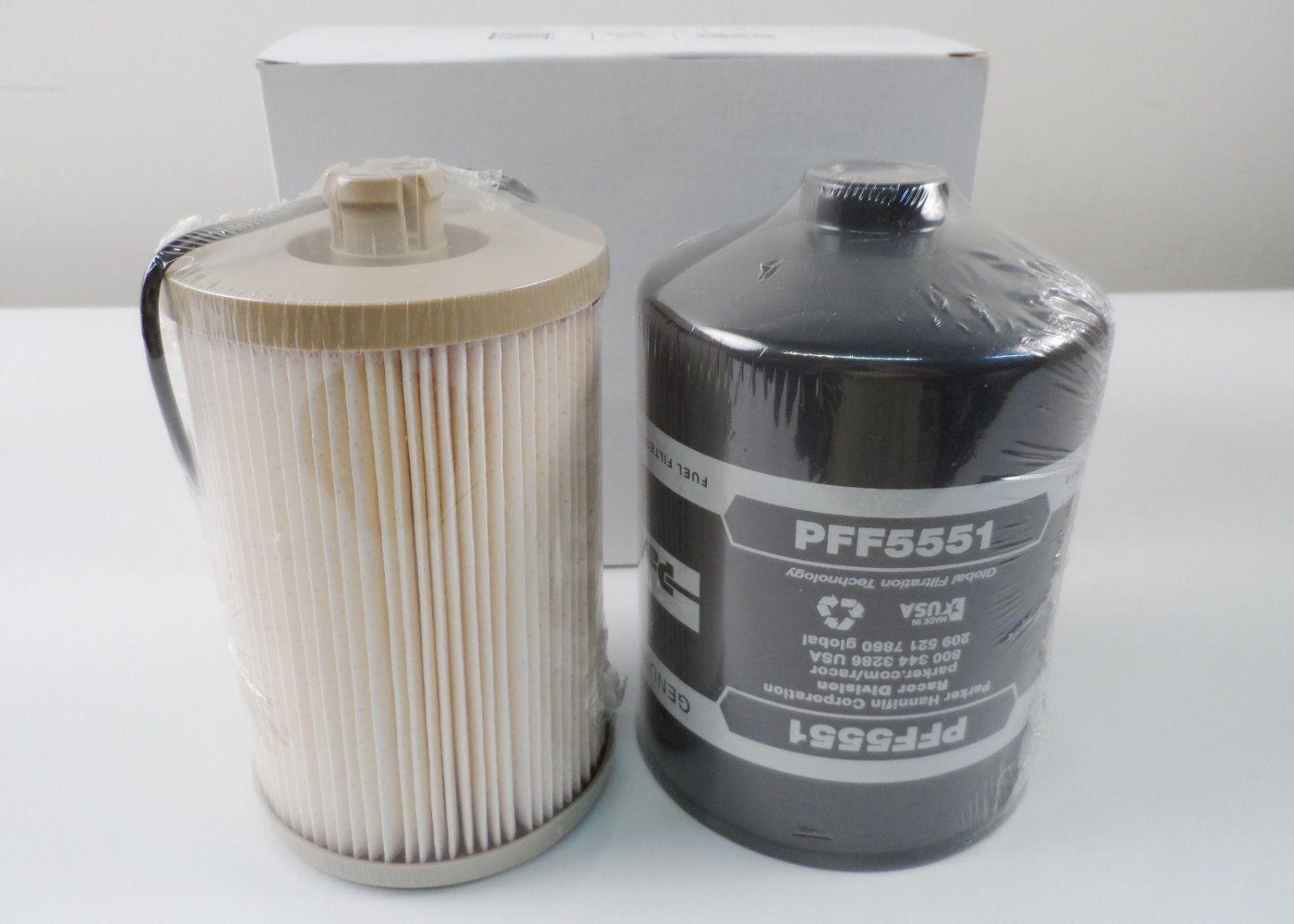 Фільтр паливний PFF5551 PARKER RACOR