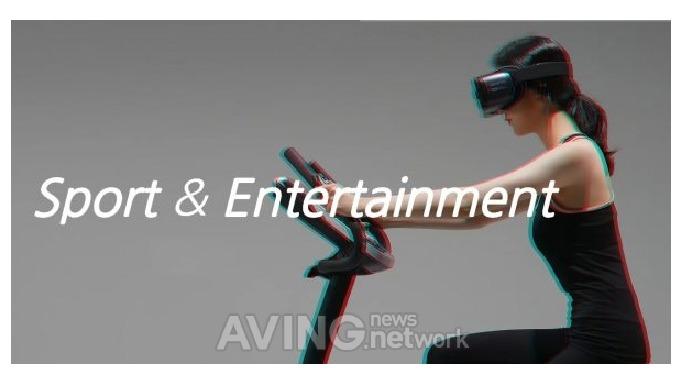 [2019 G-FAIR KOREA X MIK] VR CARVER, Feel the Ride at Home! VR Fitness Bike
