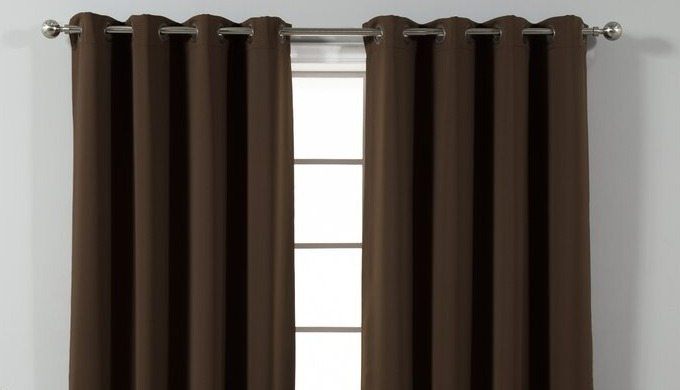 This curtain panel is built to provide privacy and is ideal for enjoying midday film marathons or sl...