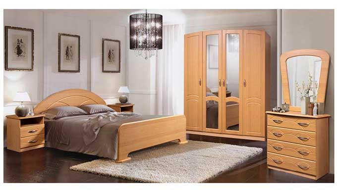 Мебель домашняя для жилых комнат (спальня-гостиная)