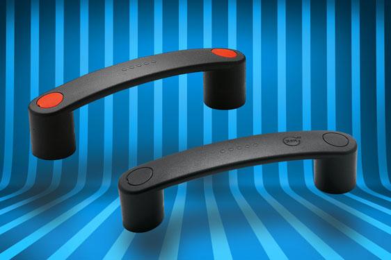 Elesa's EBP range of bridge type pull handles in glass fibre reinforced polyamide has been augmented...