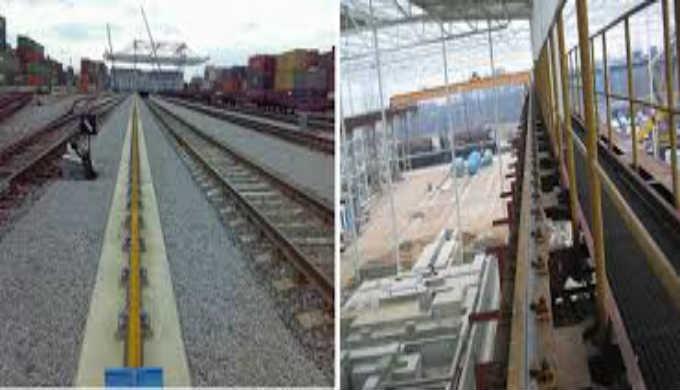 Svařování kolejnic Společnost Gantry Rail s.r.o. nabízí služby v oblasti zdvihacích zařízení, magnet...