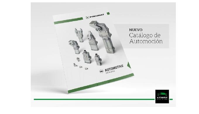 PNEUMAX: NUEVO CATALAGO DE AUTOMOCION
