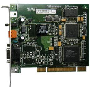 kód: 160510 LON FTT-10 interface pro PC pro komunikační moduly IFSF technologie. Rozhraní pro PCI sb...