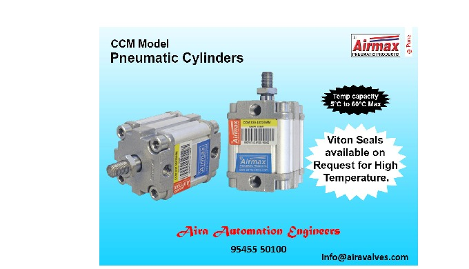 We Aira Automation Engineers is a leading supplier & manufacturer of Pneumatic Cylinder, Pneumatic V...