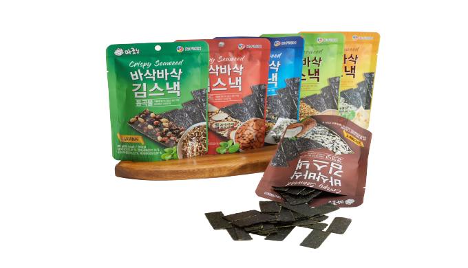 Laver Snack | seaweed snack benefits