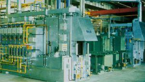 Das Leistungsspektrum der LÖCHER Industrieofen- und Apparatebau GmbH umfasst als Hauptlinie die Proj...