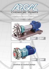 Argal har tillverkat horisontella och vertikala centrifugalpumpar i termoplaster. Denna katalog ger ...