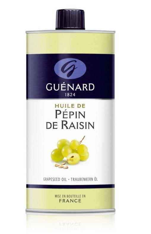 L'Huile de Pépin de raisin de France représente l'huile de cuisson aux valeurs saines. Elle est idéa...