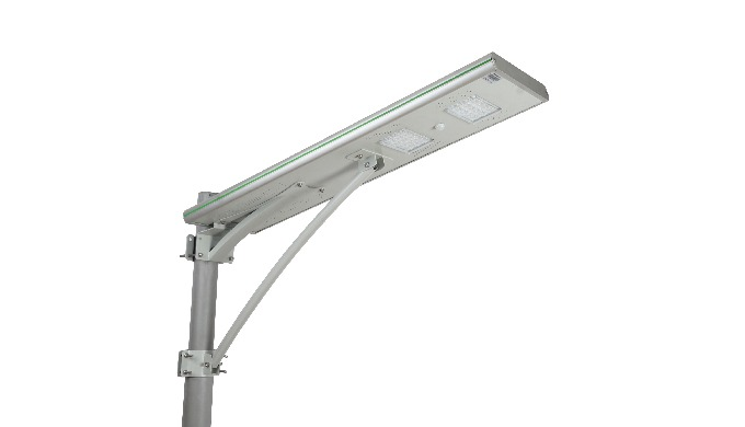 All in one streetlight are new and extremely versatile solar powered led street lights, This integra...