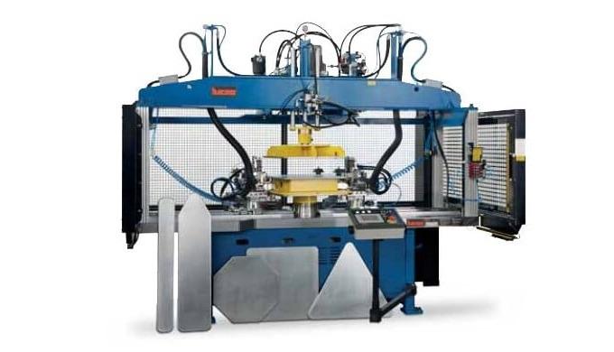 Trimming Beading Machines VBU 2200 TRAFFIC SIGNS