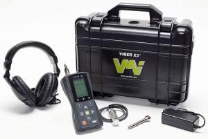 VIBER X3 är instrumentet för dig som vill kunna göra lite mer än endast mäta vibrationsnivå. Visar f...