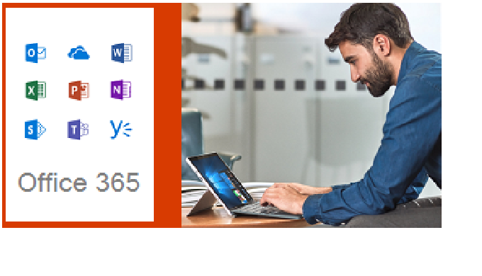 Licentiere software Microsoft Office365