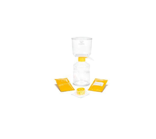 Sartoclear Dynamics® Lab V, 1000 mL, 20 g est l'un des kits de filtration Sartoclear Dynamics® Lab. ...