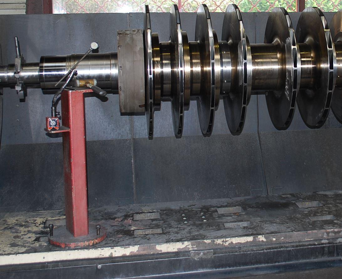 Usinage de pièces métalliques dans le domaine de l'Oil & Gas