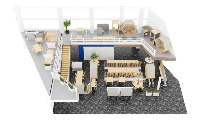 Beezz vous propose de vous accompagner dans l'aménagement de vos bureaux pour préparer le retour de ...