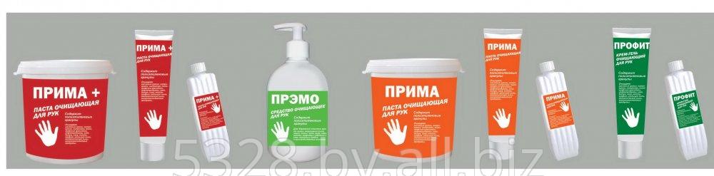 Средства для борьбы с загрязнением рук